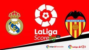 Реал Мадрид - Валенсия