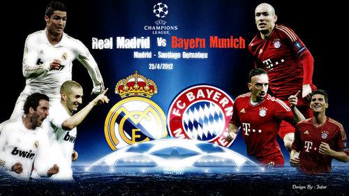 Champions League – Semi-finals