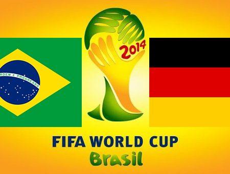 Две прогнози за Бразилия vs Германия