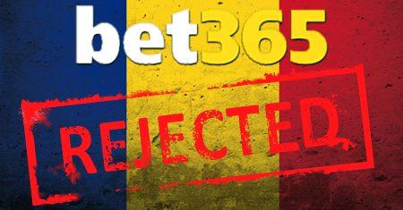 Bet365 остана без лиценз в Румъния