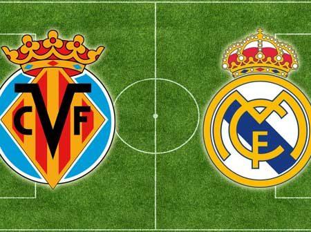 Виляреал – Реал Мадрид