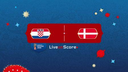 Хърватия – Дания