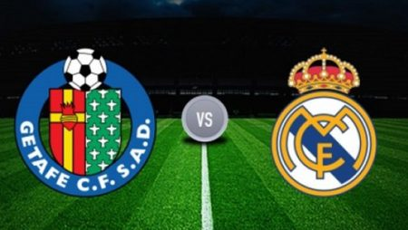 Реал Мадрид – Хетафе