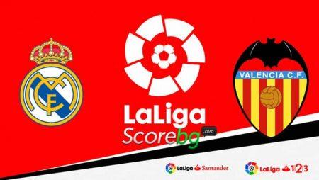 Прогноза за Реал Мадрид – Валенсия